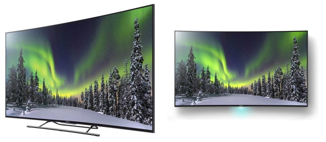 Телевизор сони 4к 55 дюймов