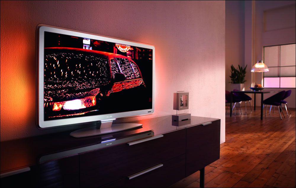 Фото телевизора на новом году